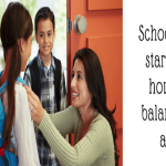 The Balancing Act: How to Prepare for School