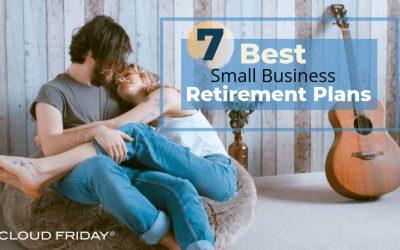 7 Best Small Business Retirement Plans