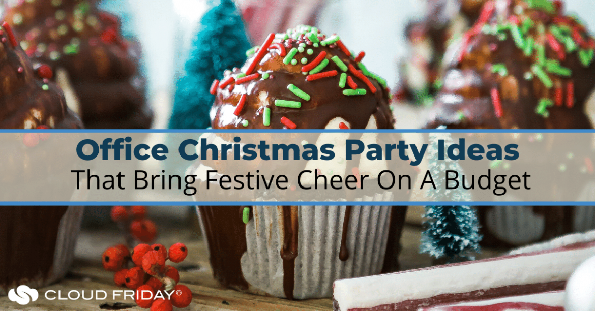 Office Christmas Party Ideas That Bring Festive Cheer On A Budget