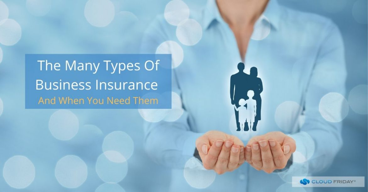 The many types of business insurance