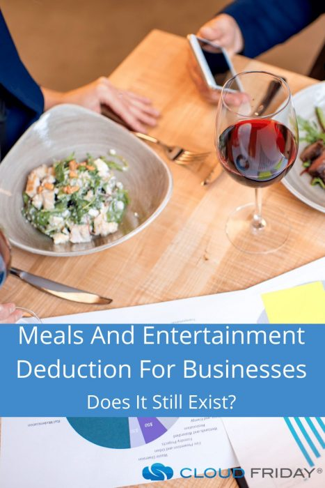Meals And Entertainment Deduction For Businesses: Does It ...