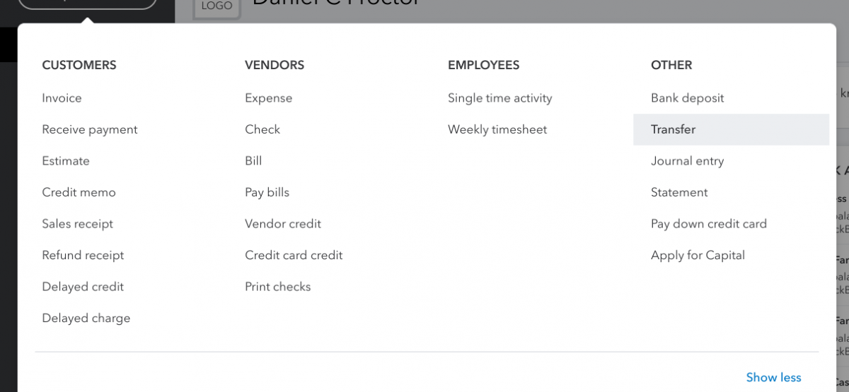 how to pay bills in QuickBooks Online