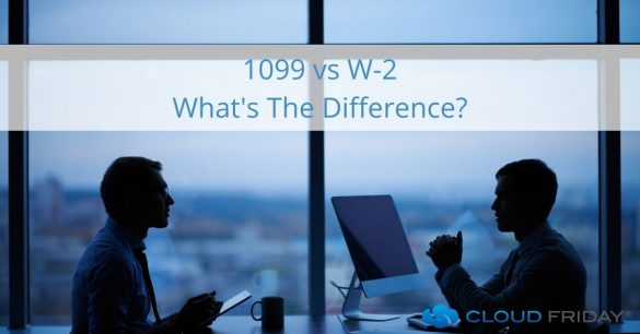 1099 vs w-2