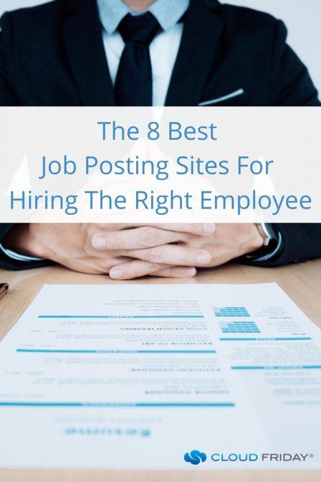 best job posting site