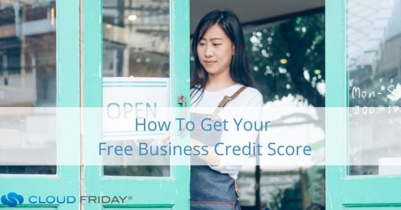 free business credit score