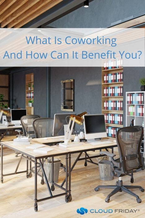 what is coworking